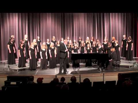 2014 04 01 Spring Concert - Symphonic Womens' Choir