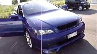Irmscher Astra G Coupe