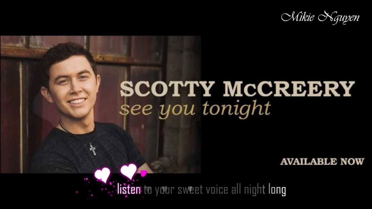 Please Remember Me Lyrics by Scotty McCreery