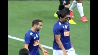 Goulart e Ribeiro s�o alvo da marca��o cerrada