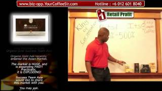 Organo Gold King of Compensation Plans 1 - Retail Profit ok view on youtube.com tube online.