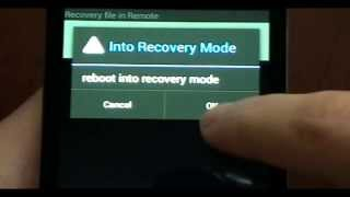 How To Flash TWRP/CWM Recovery Easy Alcatel STAR, IDOL And