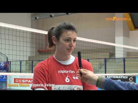 Copertina video Serena Olocco (Acquablù Volano)