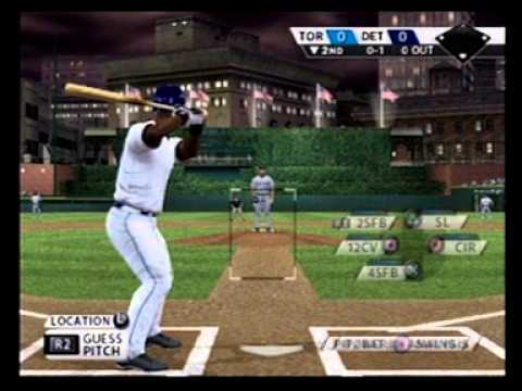 Striking out the Side in the Eighth Inning via Detroit Tigers Drew Smyly in MLB11 The Show
