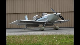 First Flight of N143MS