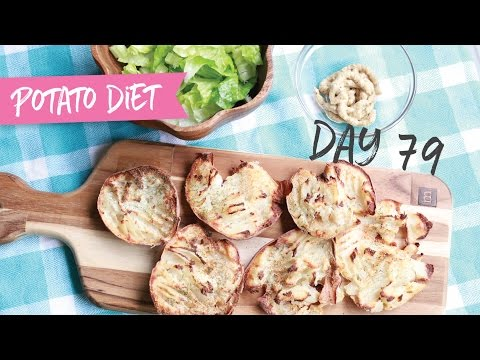 Where Does the Time Go?  |   Potato Diet Day 79