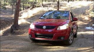 Suzuki SX4 offroad 2 videos