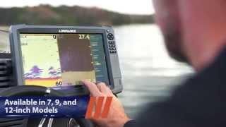 Lowrance HDS-9 Gen3 видео Эхолоты