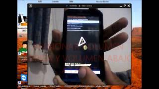 Entrar Modo Recovery Motorola Defy