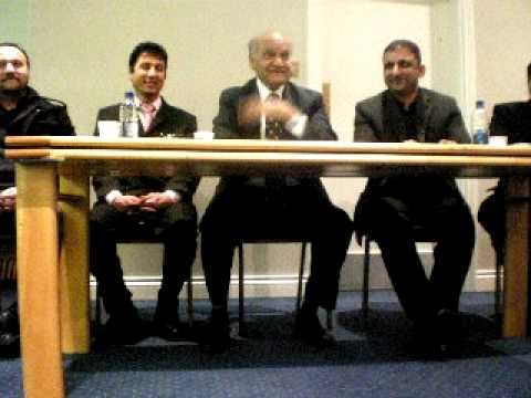 An evening with famous poet Anwer Masood Part 1