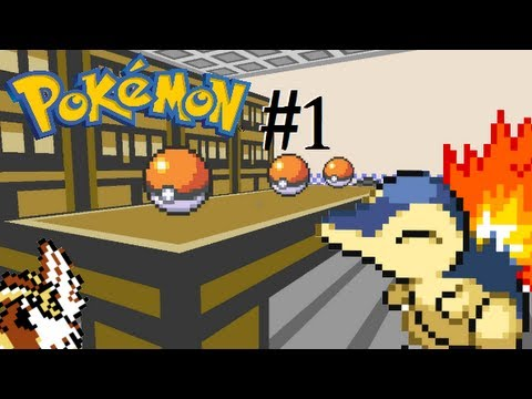 Pokemon 3D - Part 1 - A New World! (Gold & Silver)