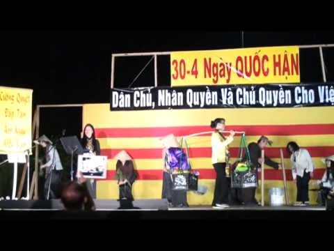 Hoat canh anh di Chien Dich