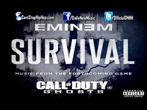 Eminem - Survival (Feat. Liz Rodrigues) [CDQ]