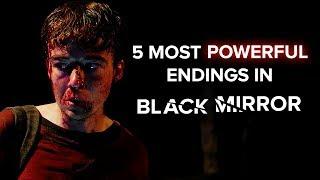 5 Most Powerful Endings In Black Mirror