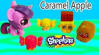 MLP Fashems Twilight Sparkle Shopkins Halloween Candy My