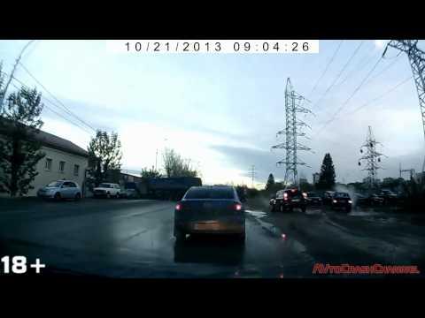 Аварии на видеорегистратор 2013
