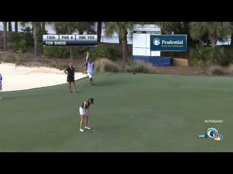 Sandra Gal and Shanshan Feng were Up to the Challenge Presented by Prudential