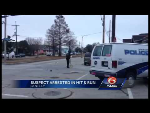 Arrest made in morning fatal hit-and-run