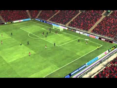 Man Utd vs Crystal Palace - Zaha Goal 90 minutes