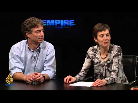 Empire - Turning a page: Latin America and the US