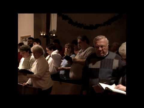 Three Steeples Church 12-24-08