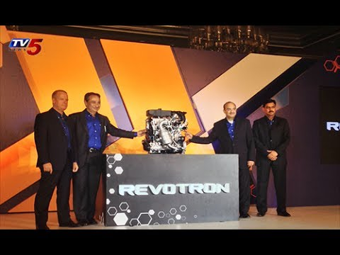 TATA  Motors Launches Revotron Engine : TV5 News