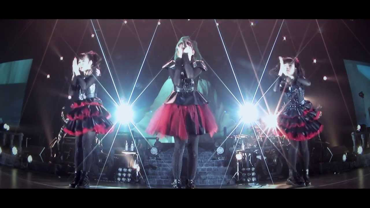 BABYMETAL – Gimme chocolate!!