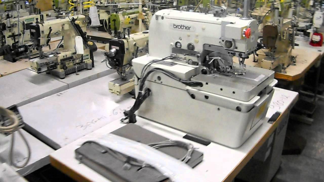 Pastori srl brother dh4 980 981etc macchine per cucire for Macchine cucire usate