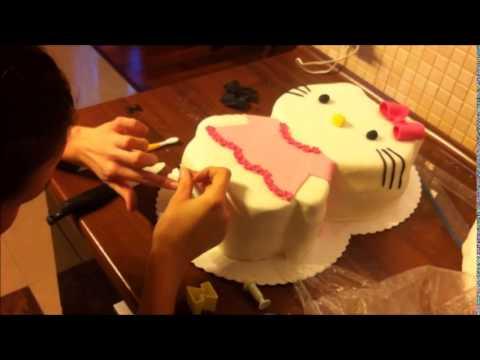 Torty Oli Hello Kitty