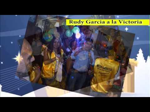 Rudy Garcia a la Victoria - Campaña Navideña