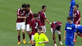 Milan-Sassuolo 4-1 Highlights | AC Milan Youth Official