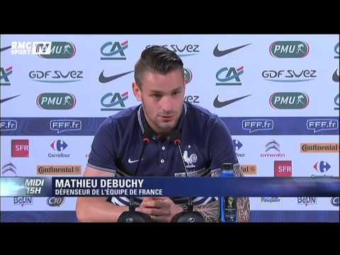 Football / Les Bleus évoquent l'importance de Deschamps - 24/06