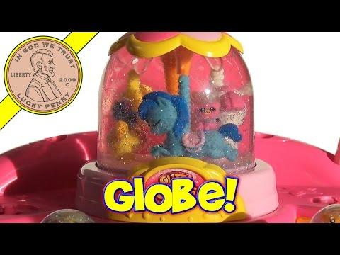 Glitzi Globes Showcase Display Kit - LPS 12 Days Of Christmas