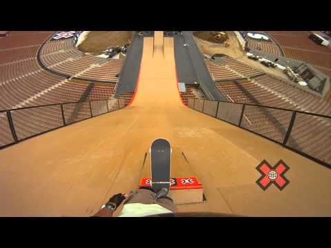 Andy Mac Skateboard Big Air