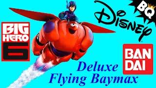 Disney BIG HERO 6 Deluxe Flying Baymax Bandai Review