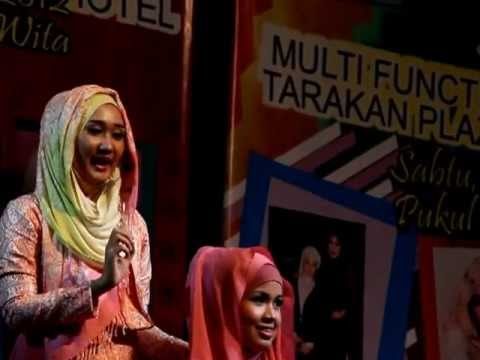 Tutorial Hijab Segi Empat By Dian Pelangi - YouTube