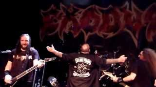 EXODUS - Toxik Waltz+Strike of the beast (live)