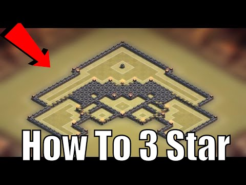 Clash Of Clans | How To 3 Star |