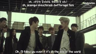EXO Wolf (korean Drama Ver.) MV [English Subs