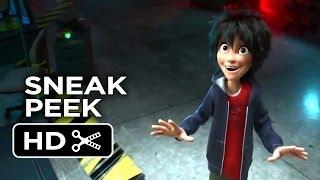 Big Hero 6 Official Sneak Peek (2014) - Disney Animation Movie HD