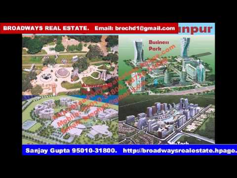 Gmada Plots New Chandigarh | Gmada Ecocity Mullanpur