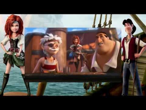 Tinkerbell and the pirate fairy - The frigate that flies (Finnish) Siivet selkään laivamme saa