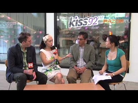 KISS92 Giving women what they want? (KISS92 FM Pt 1)