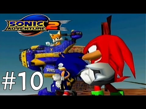 Sonic Adventure 2 (dreamcast) Hero #10