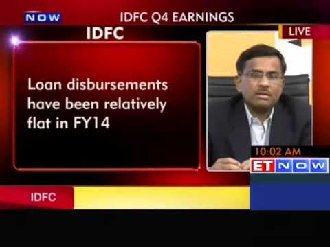 IDFC Q4 net falls 51% to Rs 258 CRORE