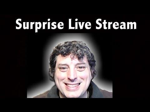 🔴 LIVE: SURPRISE Live Stream Q & A -