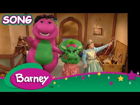 Barney: The Clean Up Song