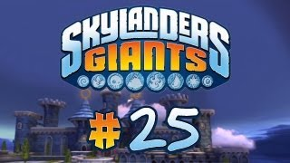 Let's Play Skylanders: Giants #25 - Ein wenig buggy [blind!] [FULL-HD]