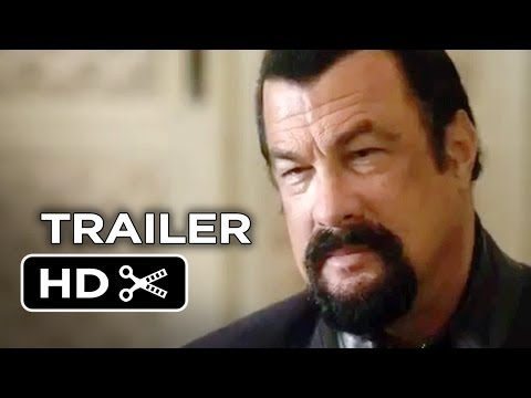 A Good Man Official Trailer 1 (2014) - Steven Seagal Action Movie HD