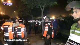 بالفيديو..شوفو مخلفات الفوضى اللي تسببو فيها المهاجرين من افريقيا بمحطة ولاد زيان |
